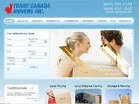 Trans Canada Movers Inc company